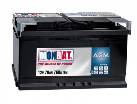 Acumulator MONBAT AGM 60 Ah