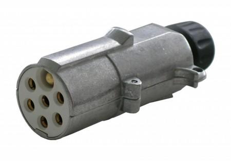 """Cablu electric 7 pini Tip """"N"""" - metalic"""