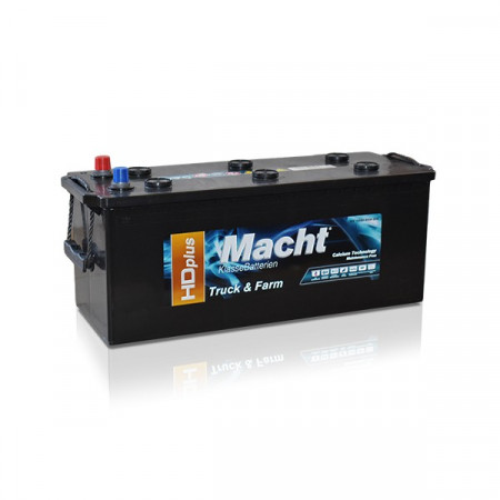MACHT HD Plus 12V 225 Ah - Pachet 2 bucati