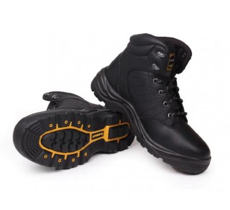 Bocanci protectie cu bombeu metalic - Dunlop