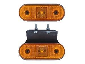 LAMPA MARCAJ LATERAL REMORCA - 1 LED