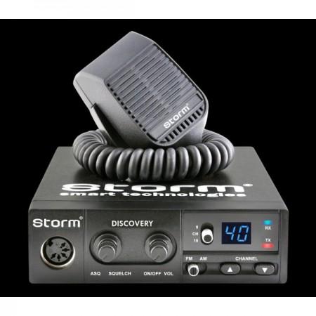 Poze STATIE RADIO CB STORM DISCOVERY