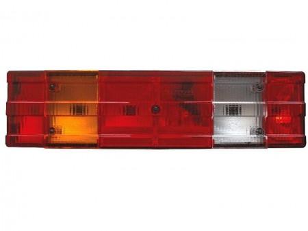 Poze Lampa spate Mercedes Actros - 7 compartimente - stanga - cu mufa