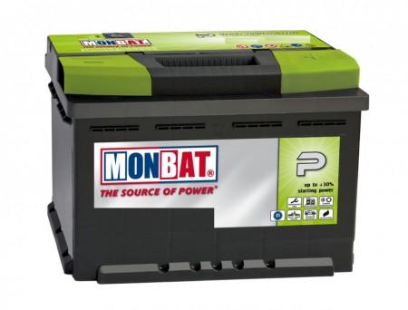 Acumulator MONBAT Premium 55 Ah