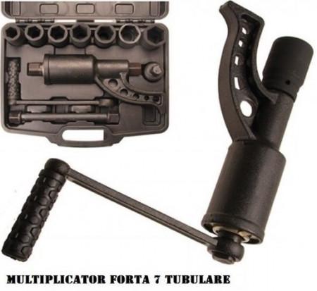 Multiplicator Forta cu 7 tubulare