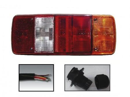 Poze Lampa spate T4/Doka - 5 compartimente - dreapta