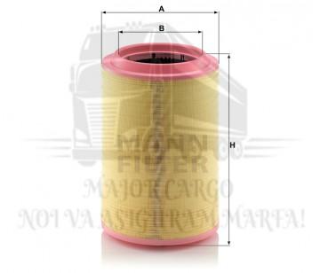 Poze MANN C 33 1630/2 - FILTRU AER