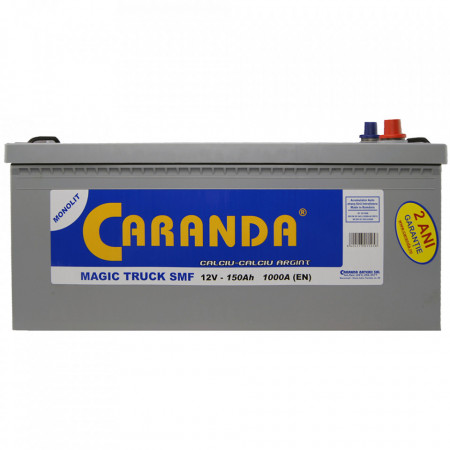 Acumulator CARANDA MAGIC TRUCK - 150 Ah(1000A)