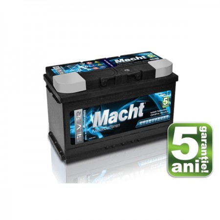 Acumulator Macht Silver Power 12V 65 Ah