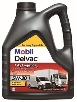 Mobil Delvac City Logistics F 5W30
