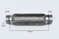 RACORD FLEXIBIL OUTERBRAID 55X250 MM