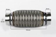 RACORD FLEXIBIL SOFT FLEX 50X150 MM