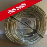 Cablu vamal  - 6 mm - 34 metri - pachet 10 cabluri