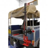Cric pentru masini agricole, capacitate 2.5 tone