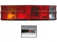 Lampa spate Mercedes - 7 compartimente - stanga