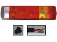 Lampa spate Scania/Iveco - 7 compartimente - dreapta