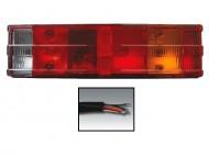 Lampa spate Mercedes - 7 compartimente - dreapta