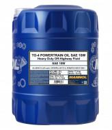 MANNOL POWERTRAIN OIL SAE 10W - 20L