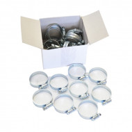 SET 10 COLIERE METALICE 38-58 MM
