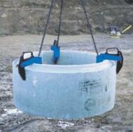 Sistem de manipulare Camine de beton - 1,5 metri lungime