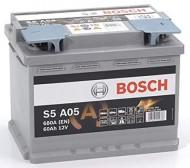 Acumulator Bosch S5 AGM 60 Ah