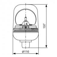 Girofar Bosch RE-60