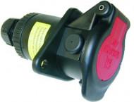 Mufa ABS/ADR 15 pini 24V