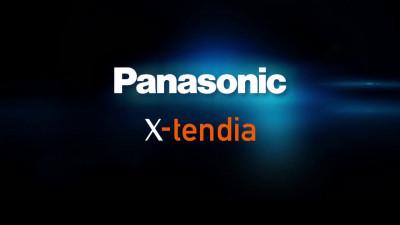 Panasonic x-tendia