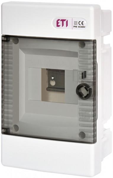 Tablou electric incastrat 4 module eti