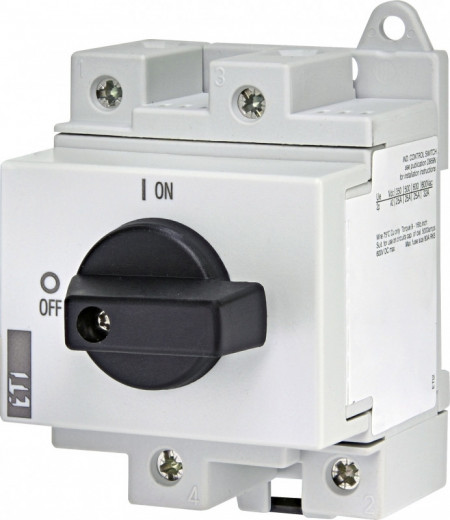 Separatori pentru DC, PV Switch disconnectors, 0-1 LS32 SMA A2
