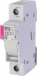 Separator sigurante fuzibile EFD 10 1p,fara led eti
