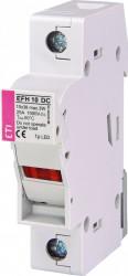 Separator pentru siguranțe fuzibile EFH 10 DC 1p LED ETI