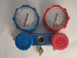 Baterie manometre presiune freon R134A,R410A,R404+2 cuple auto freon