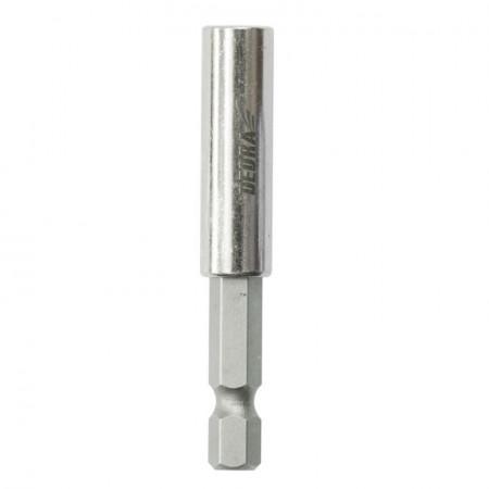 """Adaptor magnetic biti, 60mm, 1/4"""", CRV, Dedra"""