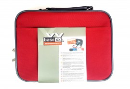 Geanta protectie laptop , 282 x 225 x 45 mm , Rosu