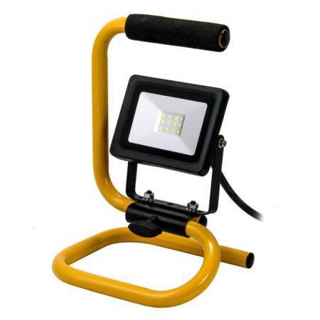 Lampa atelier Dedra 10W SMD LED, Economy, stativ, IP65