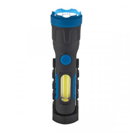 Lanterna led cu acumulator, 300lm, 2200mAH, 3+6W, LightZone