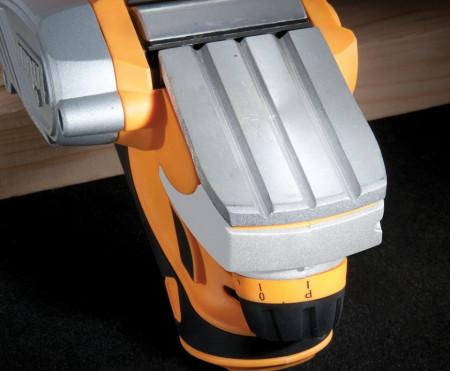 Rindea profesionala compacta, 420W, 60mm, Triton
