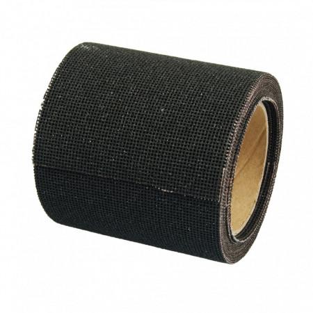 Rola banda de slefuit , 115 mm x 5 m , 100 grif , Silverline Sanding Mesh Roll 5m