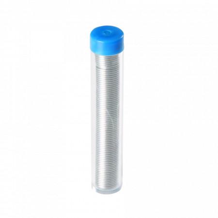 Cositor , fludor cu flux la tub , 1mm , 20g , Silverline Solder