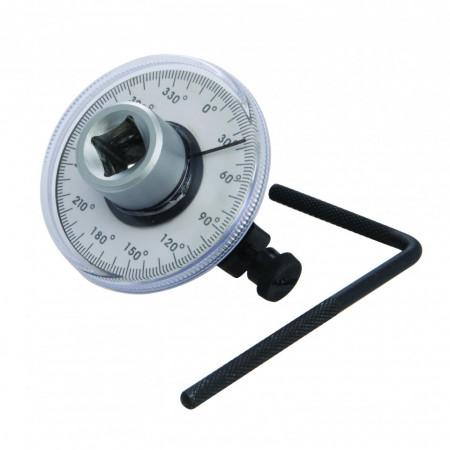Goniometru 1/2 , 0 - 340° , dispozitiv strans controlat , Silverline Angular Torque Gauge