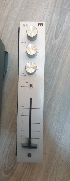 Modul mixer vintage, modul 602, Marleco electronics