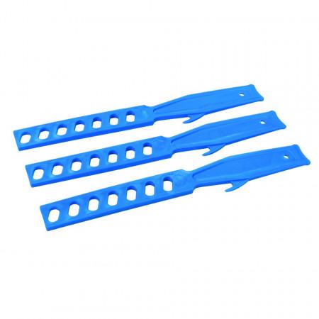 Spatula de amestec set 3 buc , Silverline Mixing Sticks 3pk