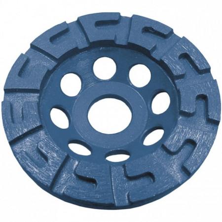 Disc diamantat polizat mozaic, beton, 125mm, Dedra