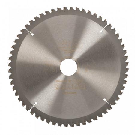 Disc profesional pentru lemn tare , 216 x 16, 25, 30mm, 60T, Triton