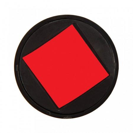 Set 2 piese mini oglinzi auto auxiliare, convex, Silverline