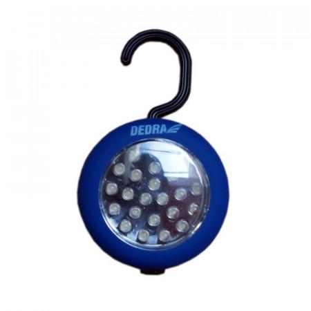 Lampa LED 24 Leduri forma rotunda