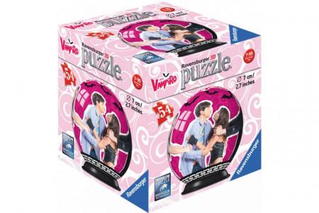 Puzzle glob 54 piese, Chica Vampiro, Ravensburger