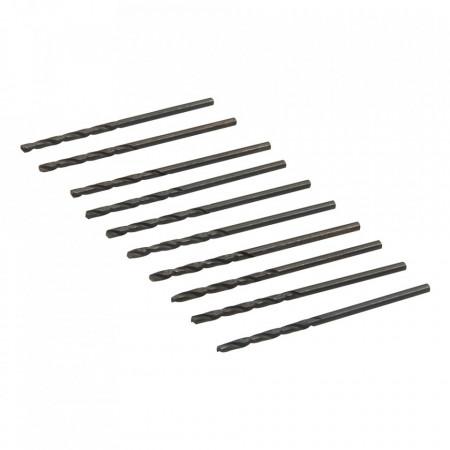 Set 10 burgie metal, heavy-duty, 2 mm, Silverline