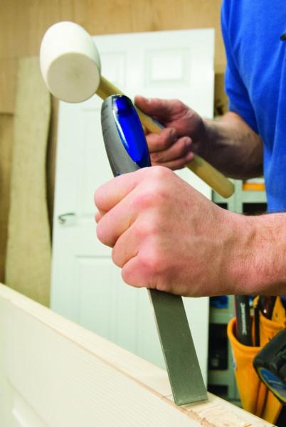 Set dalti expert pentru sculptura in lemn ,4 piese , Silverline Expert Wood Chisel Set 4pce